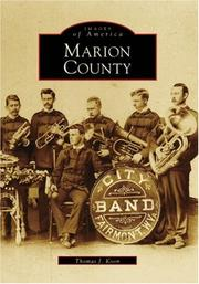 Cover of: Marion County | Thomas J. Koon