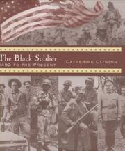 Cover of: The Black soldier: 1492 to the present