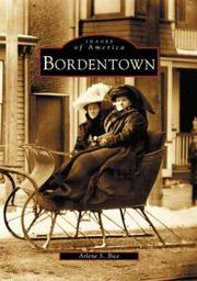 Cover of: Bordentown | Arlene S. Bice