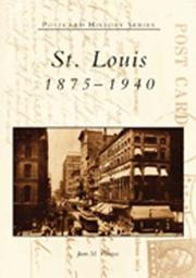 Cover of: St. Louis