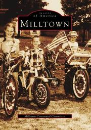 Cover of: Milltown   (NJ) | Milltown Centennial Committee