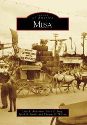 Cover of: Mesa
