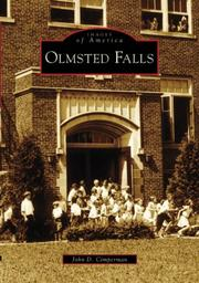 Cover of: Olmsted Falls (OH) | John D. Cimperman