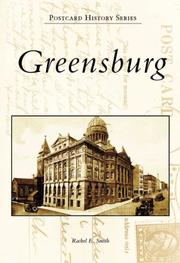 Cover of: Greensburgh (PA) | Rachel E. Smith