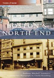 Cover of: Boston's North End (MA) (Then and Now)