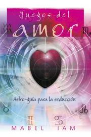Cover of: Juegos Del Amor by Mabel Iam