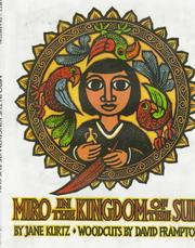 Cover of: Miro in the kingdom of the sun
