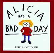 Cover of: Alicia Has a Bad Day