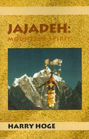 Cover of: Jajadeh | Harry Hoge