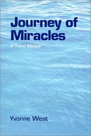 Cover of: Journey of Miracles