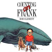 Cover of: Counting on Frank | Rod Clement