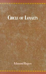 Cover of: Circle of Loyalty | Edmund Rogers