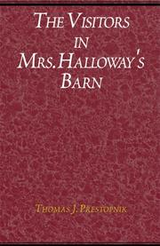 Cover of: The Visitors in Mrs. Halloway's Barn