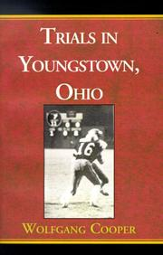 Cover of: Trials in Youngstown, Ohio