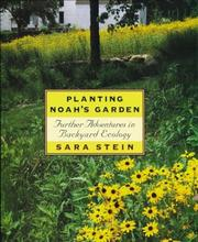 Cover of: Planting Noah