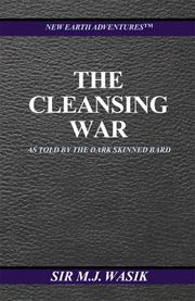 Cover of: The Cleansing War | Sir M.J. Wasik