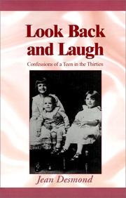 Cover of: Look Back and Laugh | Jean Desmond