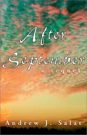 Cover of: After September | Andrew J. Salat