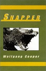 Cover of: Snapper