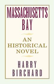 Cover of: Massachusetts Bay | Harry Birchard