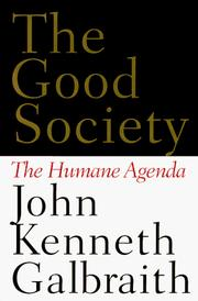 Cover of: Good Society