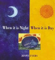 Cover of: When it is night and when it is day