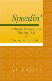 Cover of: Speedin