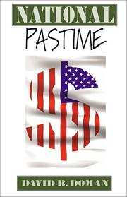 Cover of: National Pastime | David B. Doman