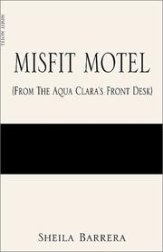 Cover of: Misfit Motel | Sheila Orick