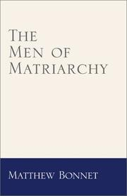 The Men of Matriarchy