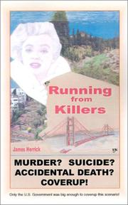 Cover of: Running from Killers | James Herrick