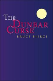 Cover of: The Dunbar Curse | Bruce Pierce