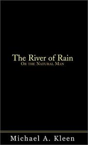 Cover of: The River of Rain