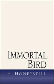 Cover of: Immortal Bird