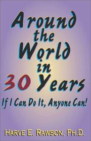 Cover of: Around the World in 30 Years