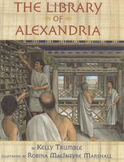 Cover of: The Library of Alexandria