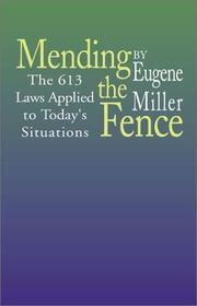 Cover of: Mending the Fence