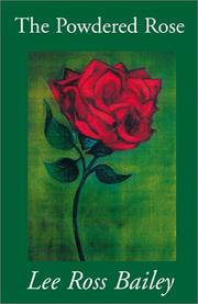 Cover of: The Powdered Rose