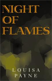 Cover of: Night of Flames | Louisa Payne