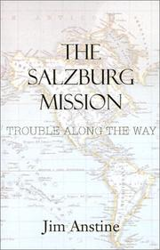 Cover of: The Salzburg Mission | Jim Anstine