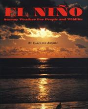 Cover of: El Nino: Stormy Weather for People and Wildlife