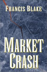Cover of: Market Crash | Francis Blake