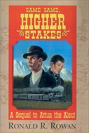 Cover of: Same Game, High Stakes