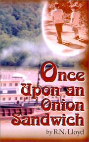 Cover of: Once upon an Onion Sandwich