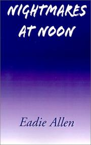 Cover of: Nightmares at Noon