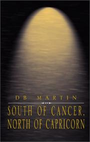 Cover of: South of Cancer, North of Capricorn