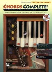 Cover of: Chords Complete