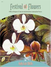 Cover of: Festival of Flowers | Judy Wells