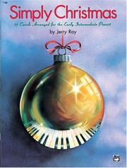 Cover of: Simply Christmas