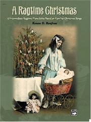 Cover of: A Ragtime Christmas